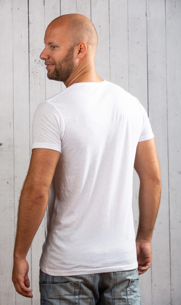 Neues Ostsee-Shirt für Herren in Weiß