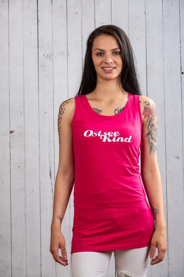 Klasse Ostsee-Top in Pink von Ostseekind