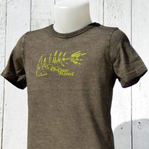 Trendiges Jungen-Shirts mit Fisch-Print von Ostseekind